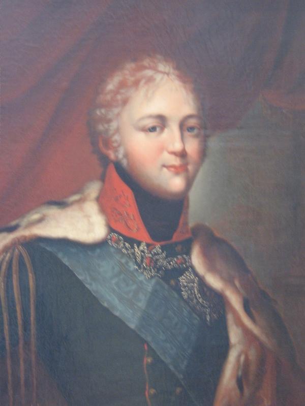 19 Alexandre 1800-е неизв художник Царицыно.JPG