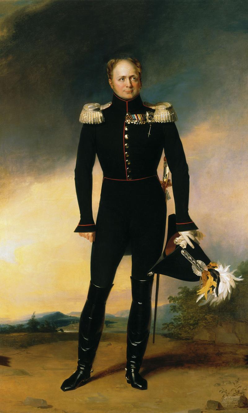 19 Alexandre 1824 Доу.jpg