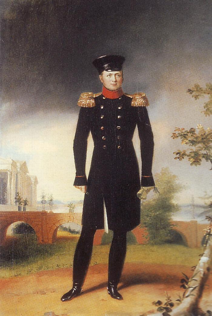 21 Alexandre 1825 Доу Рус музей.jpg