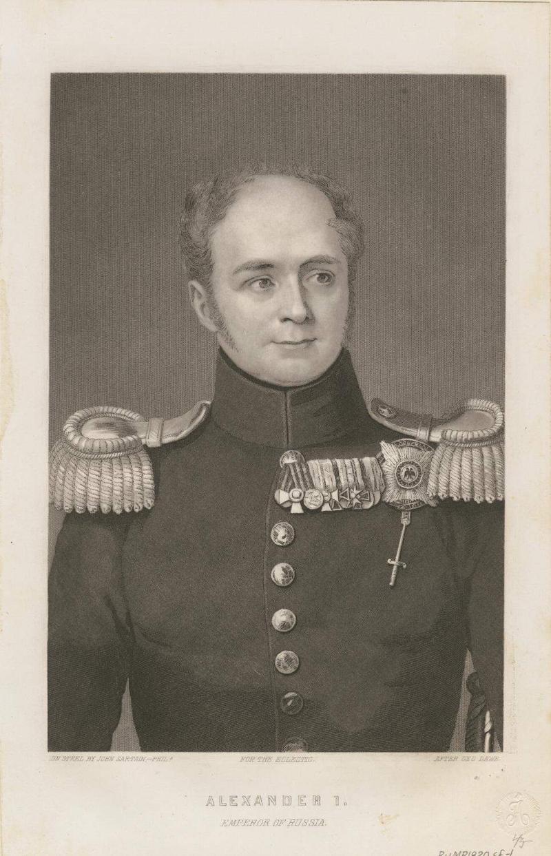23 Alexandre 1820-е Доу гравюра.JPG