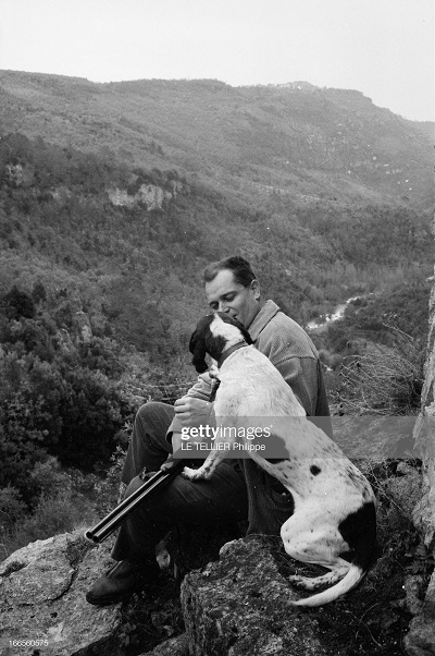 Ларгети в сен сезере 1962Филипп ле Теллье.jpg