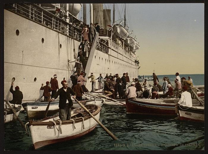 Алжир высадка с корабля 3.jpg