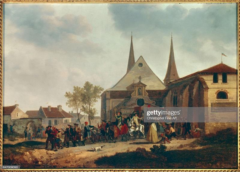 Разграбление церкви 1794 Ж Ф Ж Свебах Дефонтен Карнавале.jpg