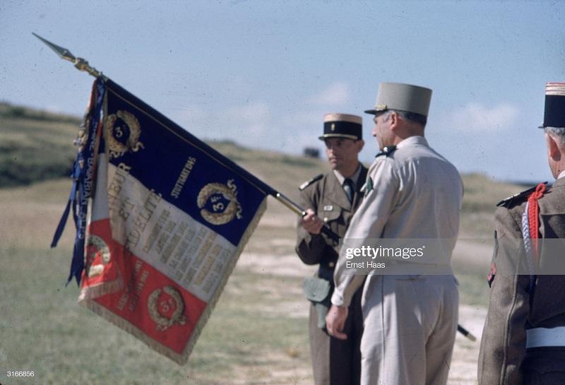 Легионеры в Индокитае 1956 Эрнст Хаас 4.jpg