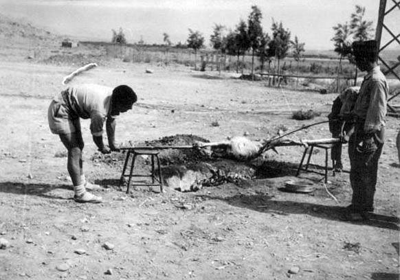 Гот овка угощения арки июль 1961.jpg