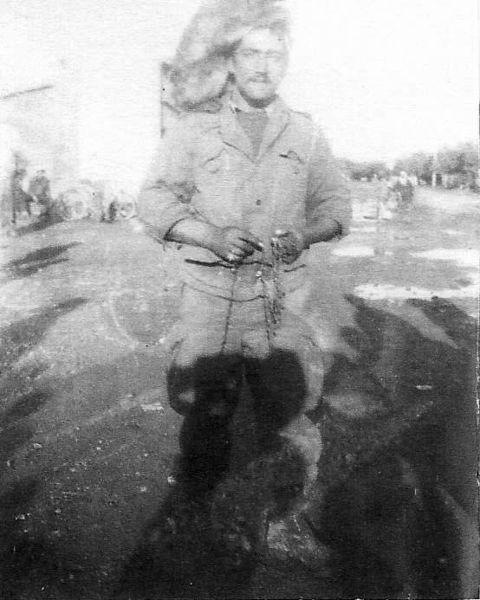 Зуав Морис с Читой 1961.jpg