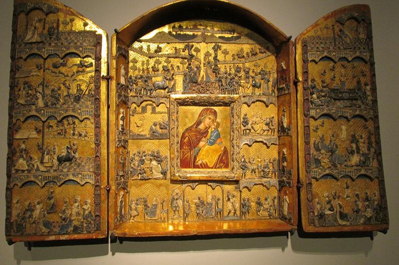 Триптих со сценами из жизни христа до 1502.jpg