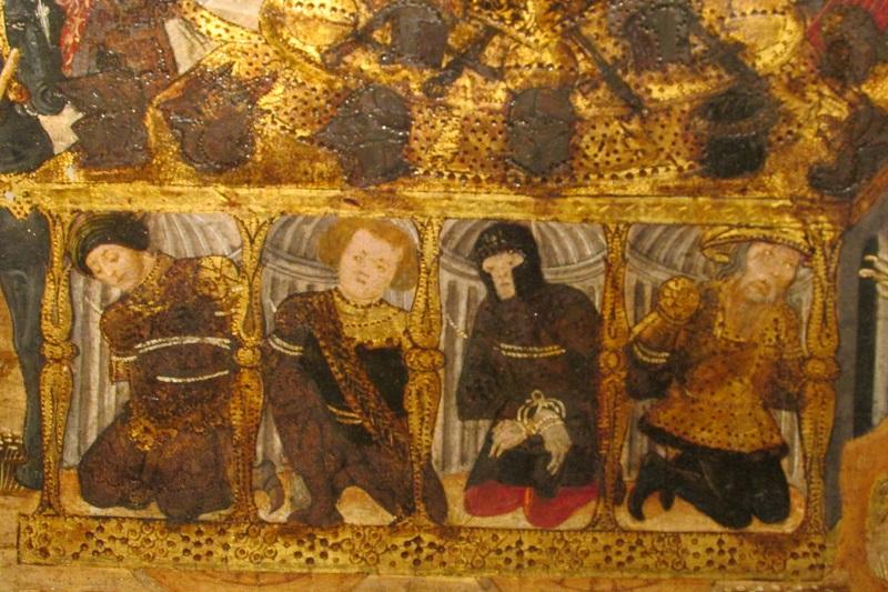 Триумф Ал Мак ок 1450 Ло Скеджа сундук пленные.jpg