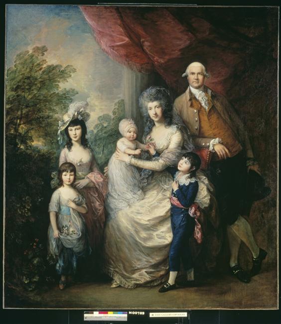Семья Бейли 1784 Гейнсборо Тэйт.jpg