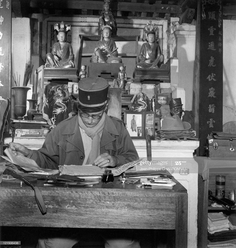 Подготовка в операции в пагоде 1954 Ж-Ф Шарбоннье.jpg