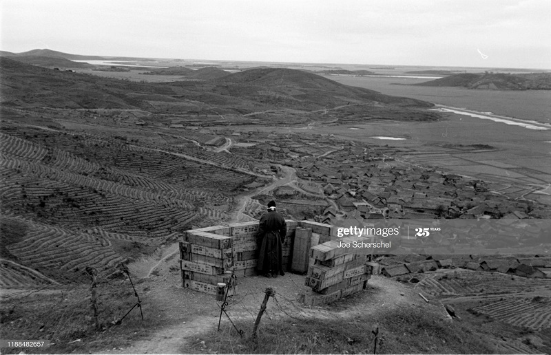 Солдаты и пост 1954 Джозеф Шершель 22.jpg