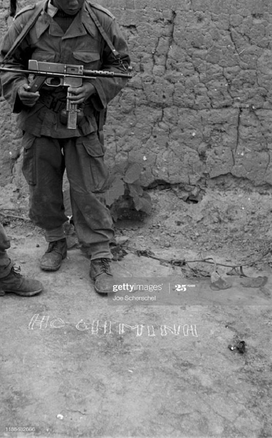 Солдаты и пост 1954 Джозеф Шершель 23.jpg