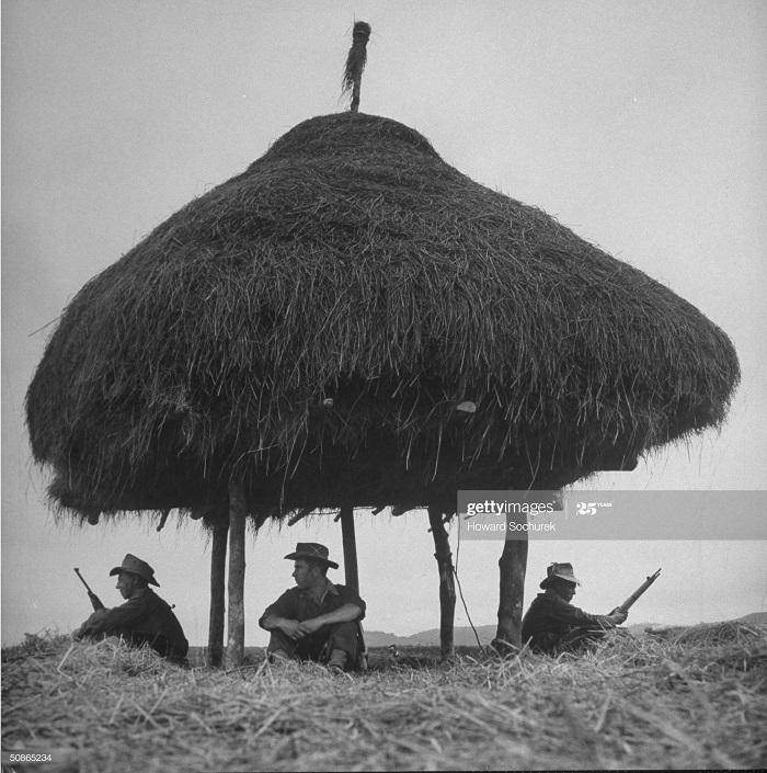 Легионеры 1950 Говард Сохурек.jpg