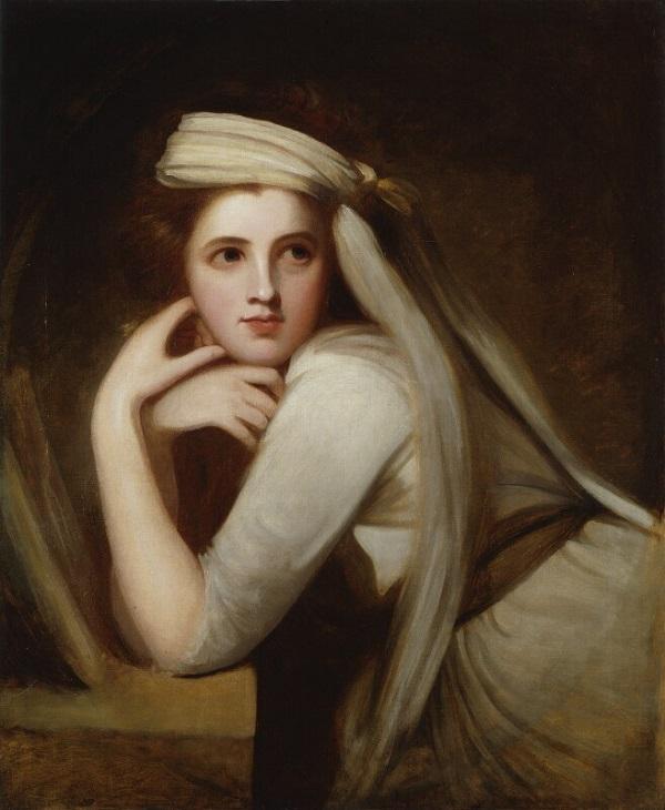 Эмма в роли сивиллы 1785 Ромни.jpg