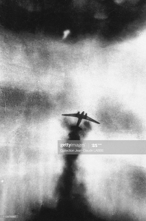 ДБФ Горящ самолет 1954.jpg