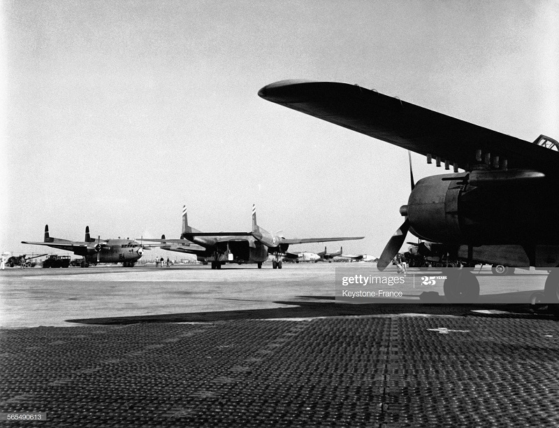 Самолеты уч в битве ДБФ 1 марта 1954.jpg