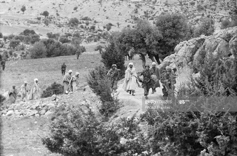 Алж марок граница операция 20 апр 1956 Франсуа Паж.jpg