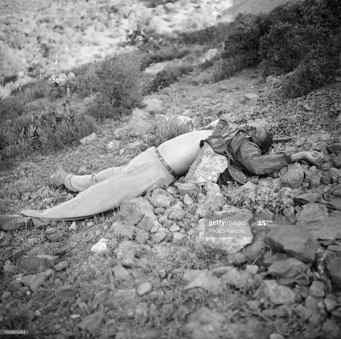 Оран регион война ферм убитый 17 апр 1956 Ф Паж2.jpg