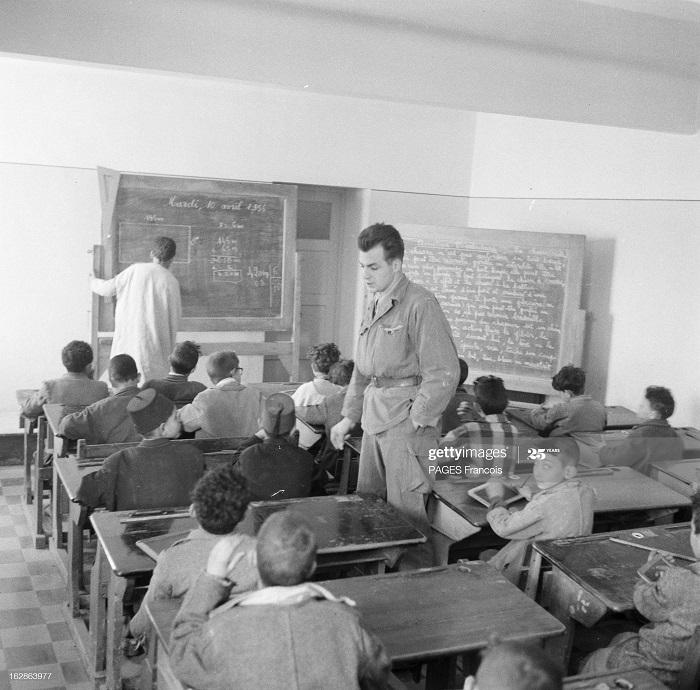 Оран регион война ферм учитель 17 апр 1956 Ф Паж.jpg