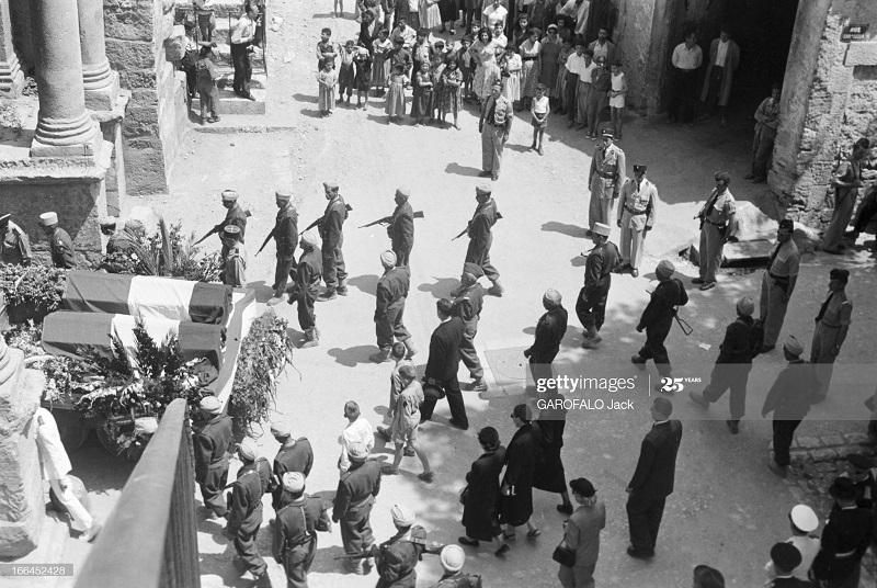 Тебесса похороны Дюпюи 24 мая 1955 Джек Гарофало2.jpg