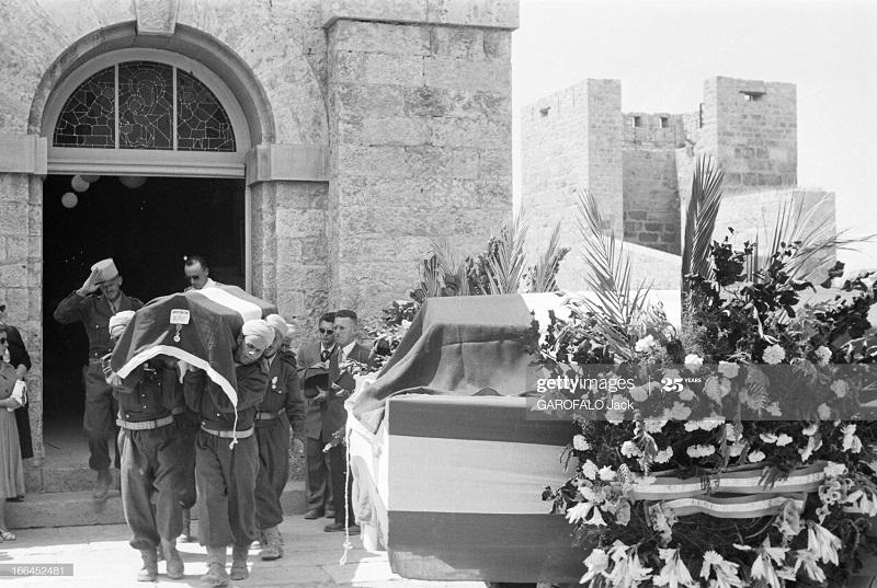 Тебесса похороны Дюпюи 24 мая 1955 Джек Гарофало6.jpg