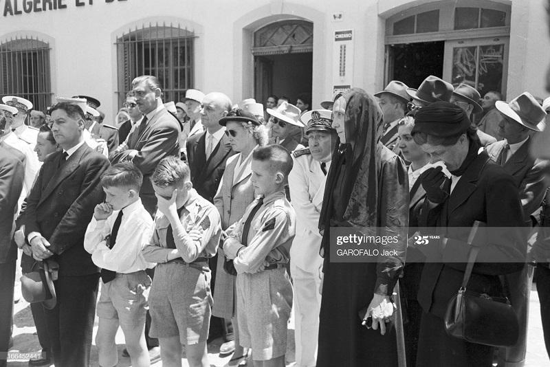 Тебесса похороны Дюпюи 24 мая 1955 Джек Гарофало9.jpg