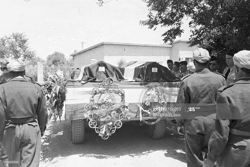 Тебесса похороны Дюпюи 24 мая 1955 Джек Гарофало10.jpg