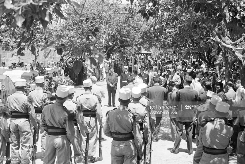 Тебесса похороны Дюпюи 24 мая 1955 Джек Гарофало17.jpg