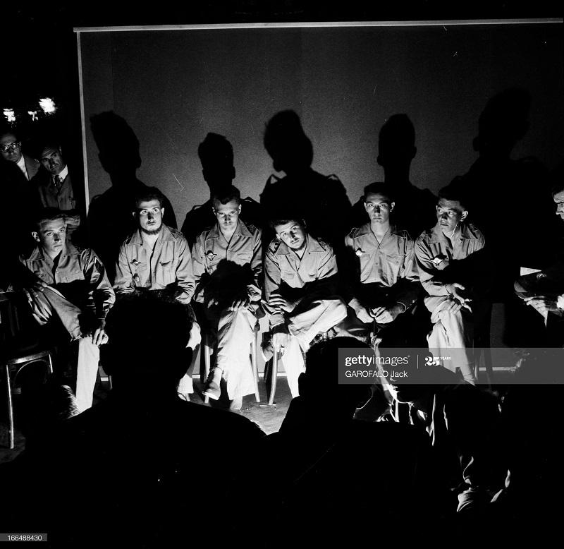 Сбежавшие пленники Алжир конф 4 июня 1955 Дж Гарофало3.jpg