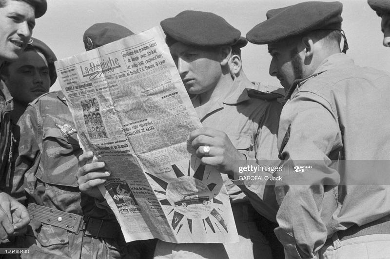 Сбежавшие пленники из джебель шерар где были 4 мес читают прессу 4 авг 1955 Дж Гарофало2.jpg