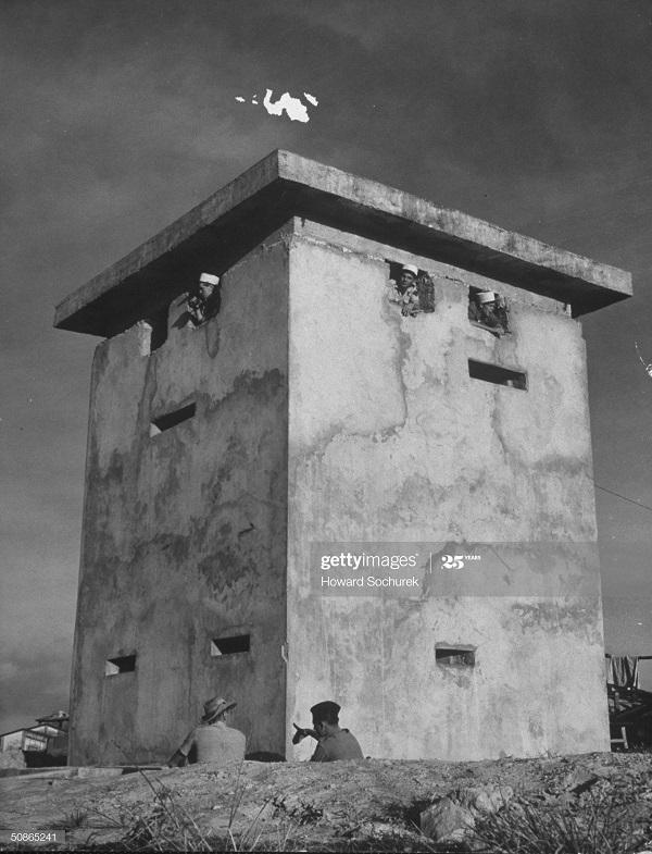 Блокгауз янв 1950 говард Сохурек.jpg