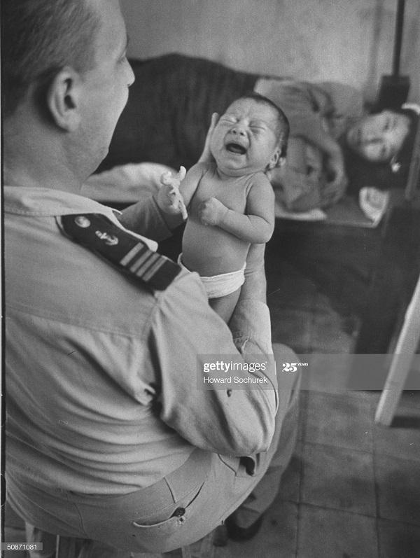 В больнице 1950 Говард сохурек.jpg