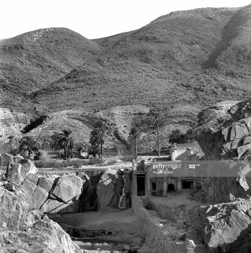 Бу Саада уничтож укрытие ФНО 1958 Роже Вьолле.jpg