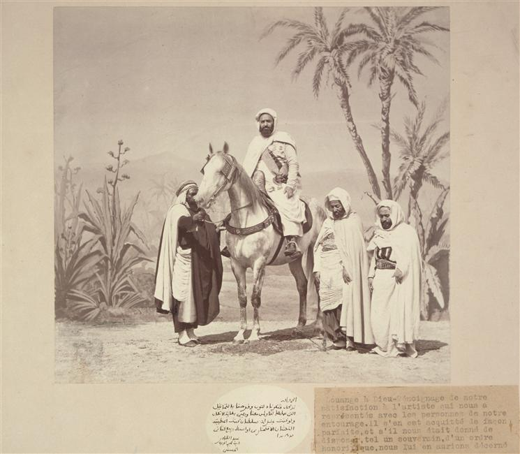 Абделькадер 1865 Луи жан дельтон Муз армии.jpg