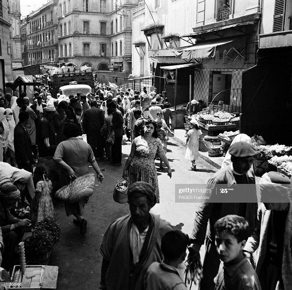 Алжир город в касбе операция по контролю 17 мая 1956 Ф паж 3.jpg