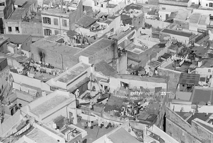 Алжир город в касбе операция по контролю 17 мая 1956 Ф Паж10.jpg
