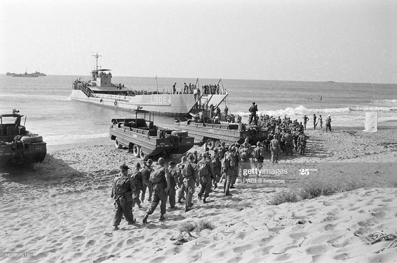 01Израиль операция мушкетер посадка на кор 31 авг 1956 Паж13.jpg