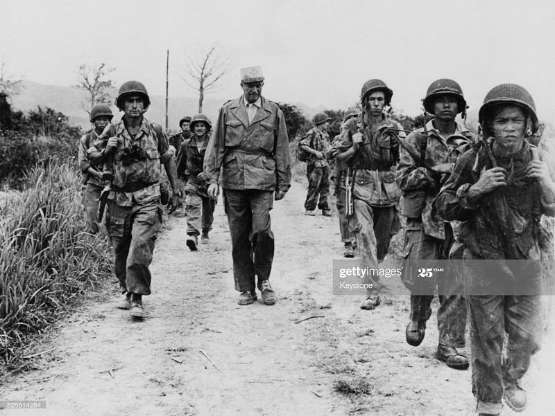 Линарес инсп фронт в Хоа Бинхе 30 марта 1953.jpg