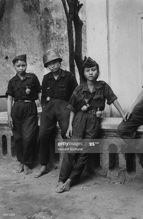 Дети командос июнь 1954 говард Сохурек.jpg