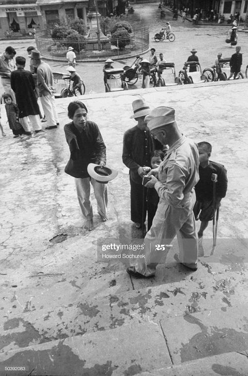 Милостыня окт 1954 говард Сохурек.jpg