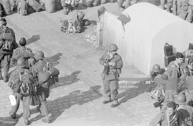 В Тлемсене Алжир Город Резервисты приб на кор Город оран 14 июня 1956 Ф паж2.jpg