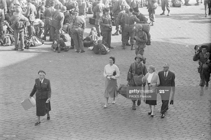 В Тлемсене Алжир Город Резервисты приб на кор Город оран 14 июня 1956 Ф паж4.jpg