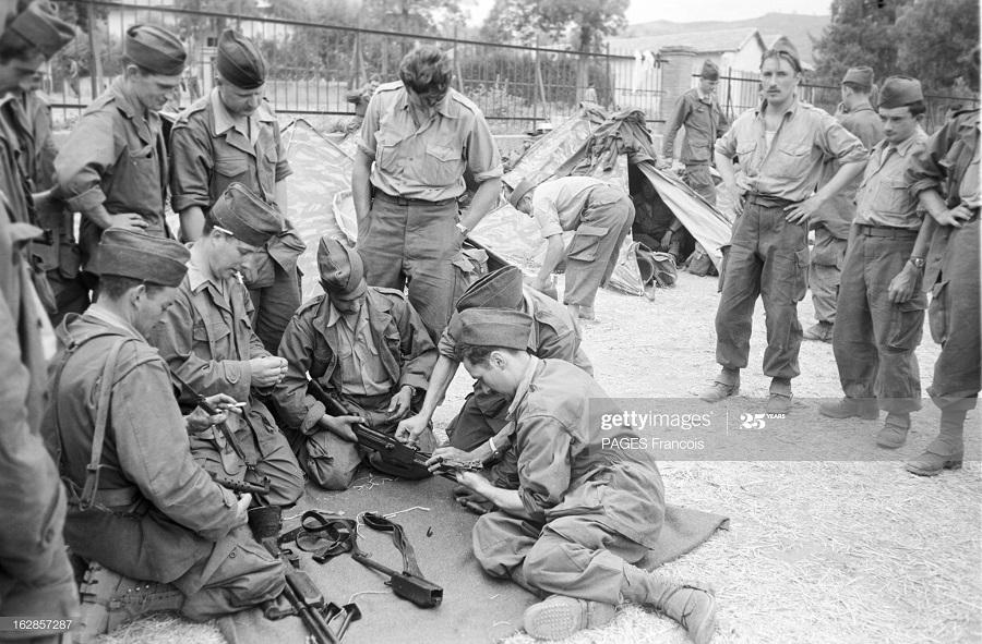 В Тлемсене прибытие на кор Город Оран в г Алжир 14 июня 1956 Ф Паж3.jpg