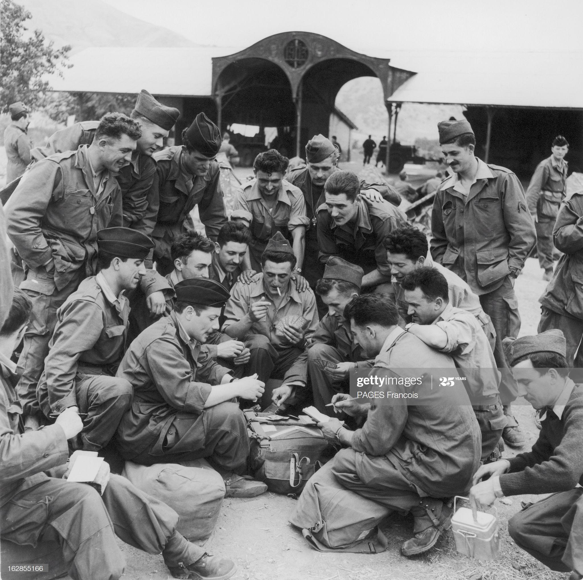 В Тлемсене прибытие на кор Город Оран в г Алжир 14 июня 1956 Ф Паж5.jpg