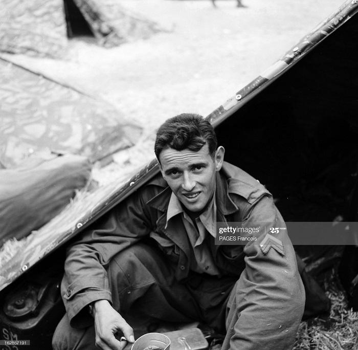 В Тлемсене прибытие на кор Город Оран в г Алжир 14 июня 1956 Ф Паж9.jpg