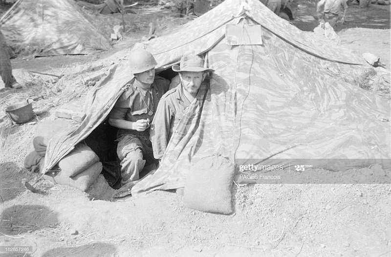 В Тлемсене резервисты 14 июня 1956 Ф Паж.jpg