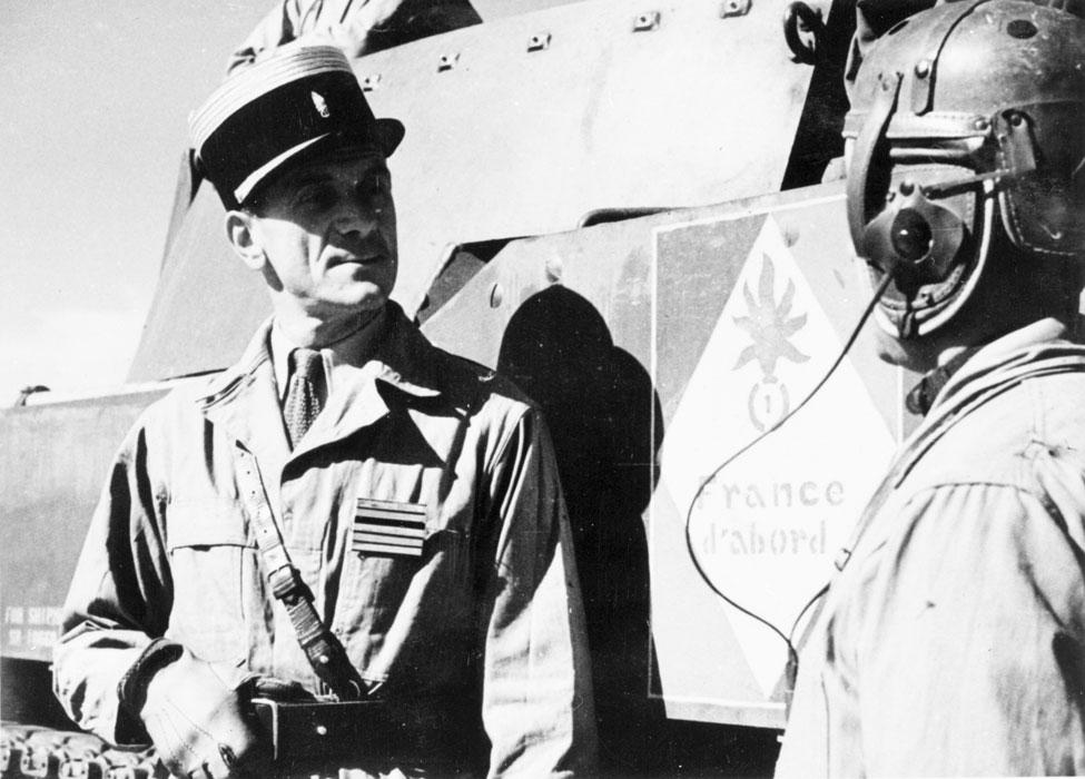 Подп Микель окт 1943 Девиз 5 Бр див прежде всего - Франция.jpg