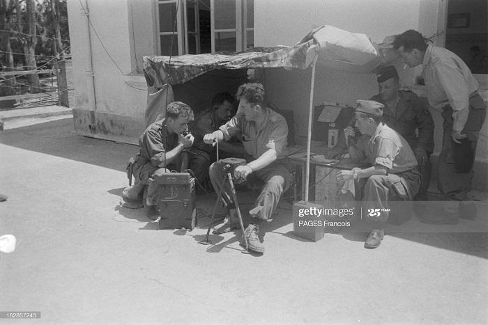 В Тлемсене Алжир Город Резервисты приб на кор Город оран 14 июня 1956 Ф паж7.jpg