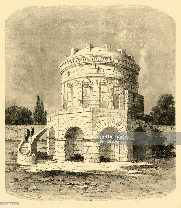 мавзолей 1890 гр неиз.jpg
