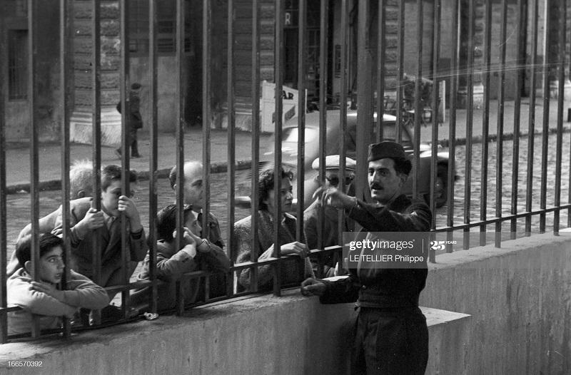Возвращение резервистов 23 окт 1956 2 Ф Ле теллье.jpg